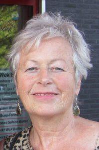 Reiki-master Bernadette van der Ende